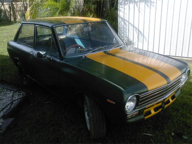 Datsun 1000 for sale-7