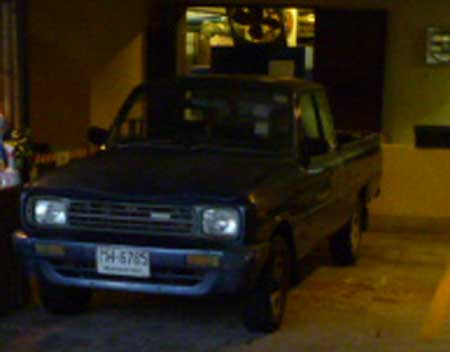 1200 Ute IN THAILAND #3
