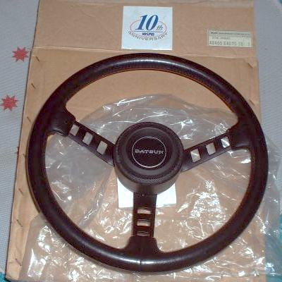 Nismo 10th Anniversary Steering Wheel