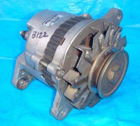Tech Wiki - Basic Alternator Wiring : Datsun 1200 Club Datsun Wiring Diagram on