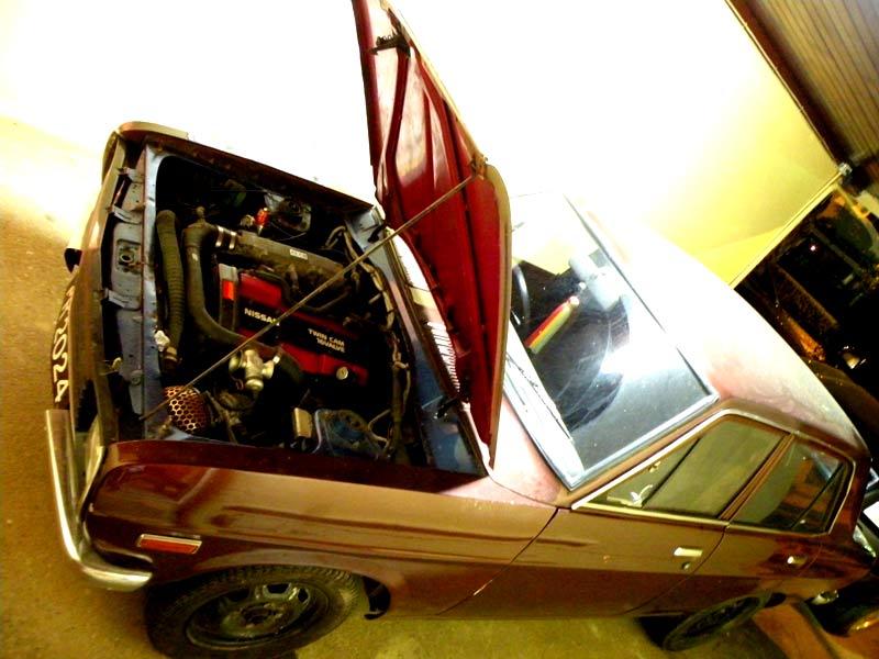My Datsun 1200