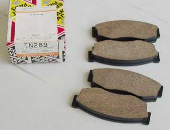Tokico TN289 brake pads