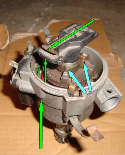 Tech Wiki - Ignition Timing : Datsun 1200 Club