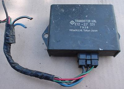 Tech Wiki - B-210 Electronic Distributor Swap : Datsun 1200 Club Datsun B Electronic Ignition Wiring Diagrams on