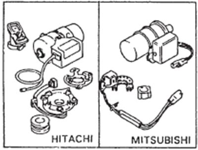 tech wiki electronic ignition datsun 1200 club Accel Ignition Wiring Diagram full tr