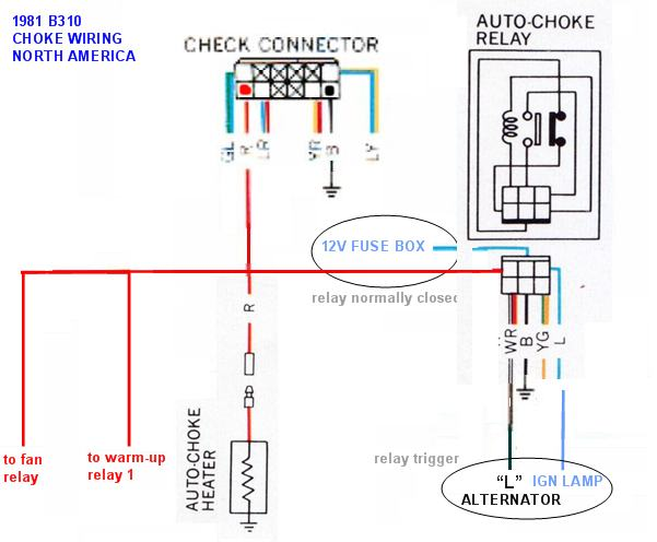tech wiki electric choke wiring datsun 1200 club 23480 jpg