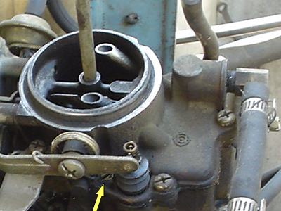 Tech Wiki - Carburetor Adjustment : Datsun 1200 Club