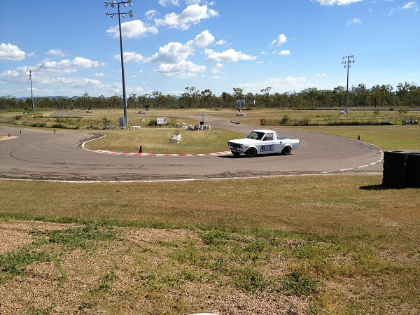 Time Trials Townsville 21/04/12