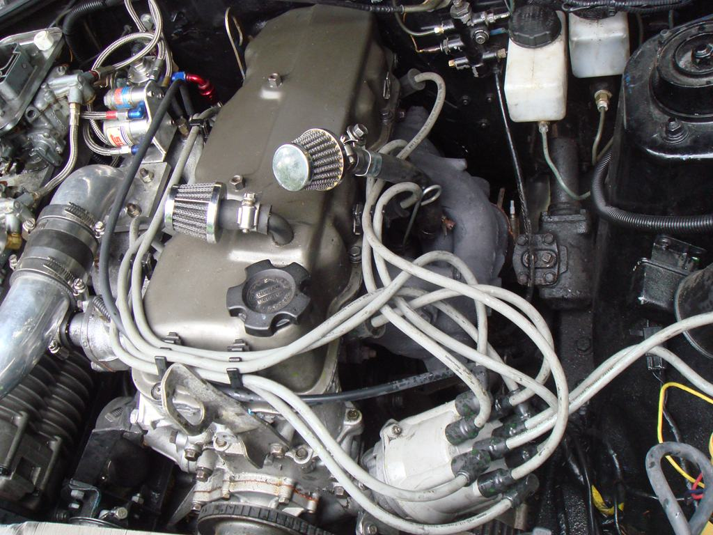 SUPERCHARGED Z24