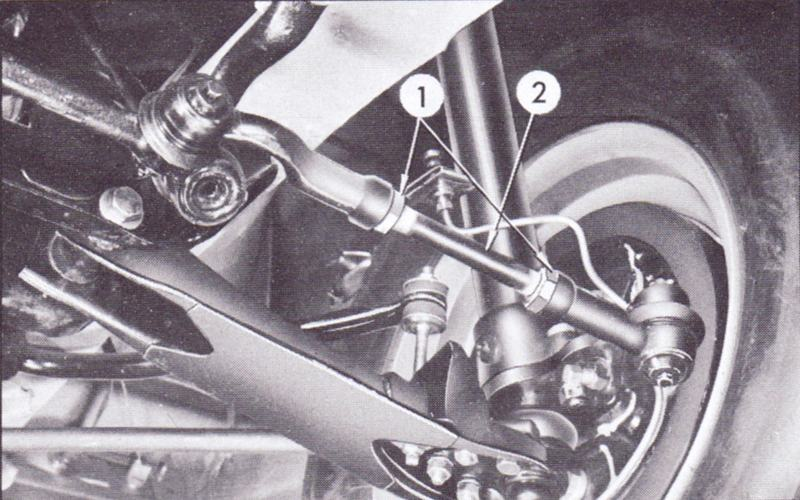 Side Rod adjustment