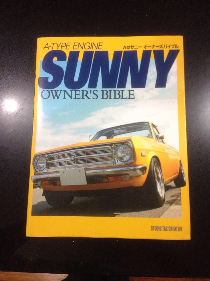 A Type Engine Sunny Owner's Bible