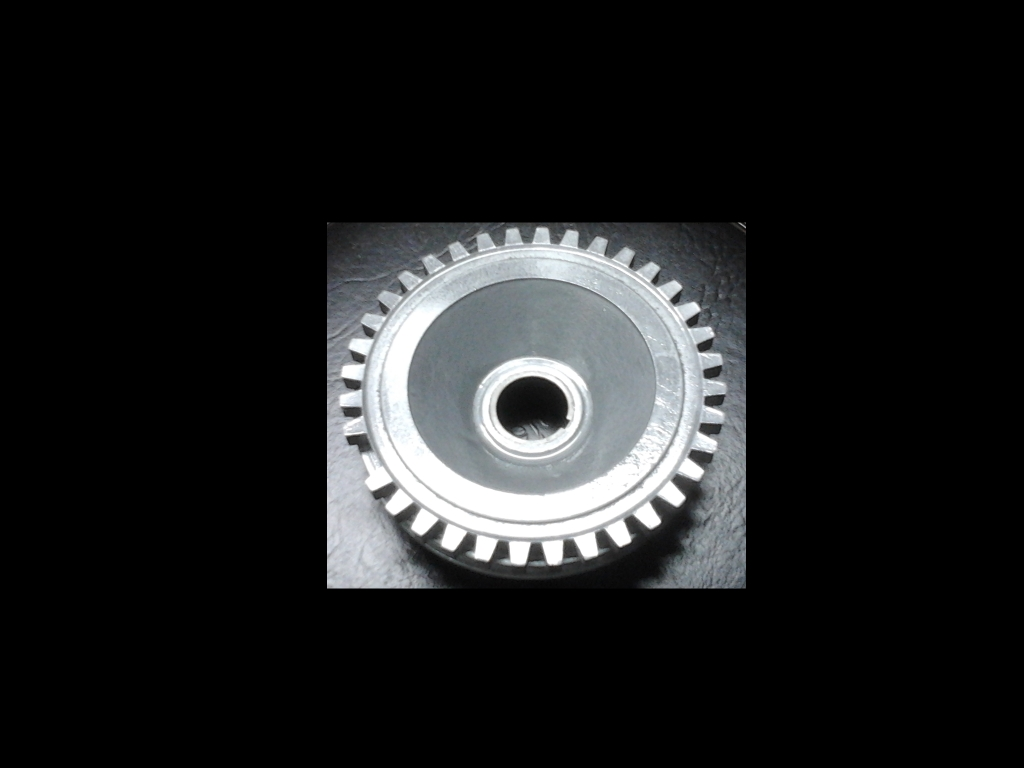 A series trigger wheel