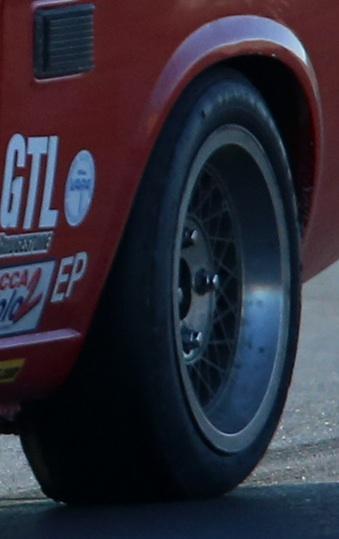 tire deflection