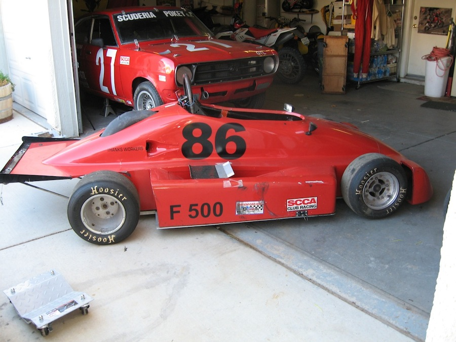 other race car