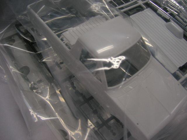 Sunny Truck model kit box. NEW