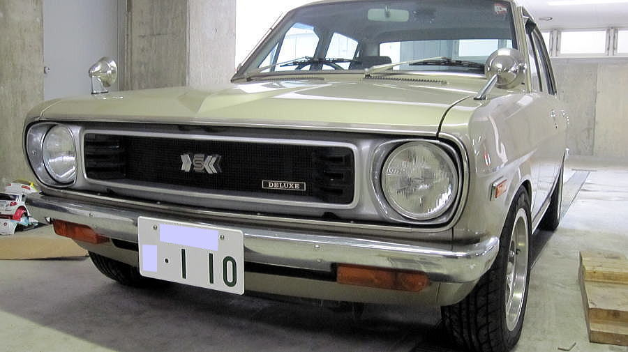 Tech Wiki - Facelift : Datsun 1200 Club