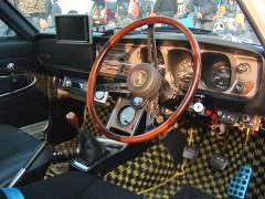 1972 Facelift Dash