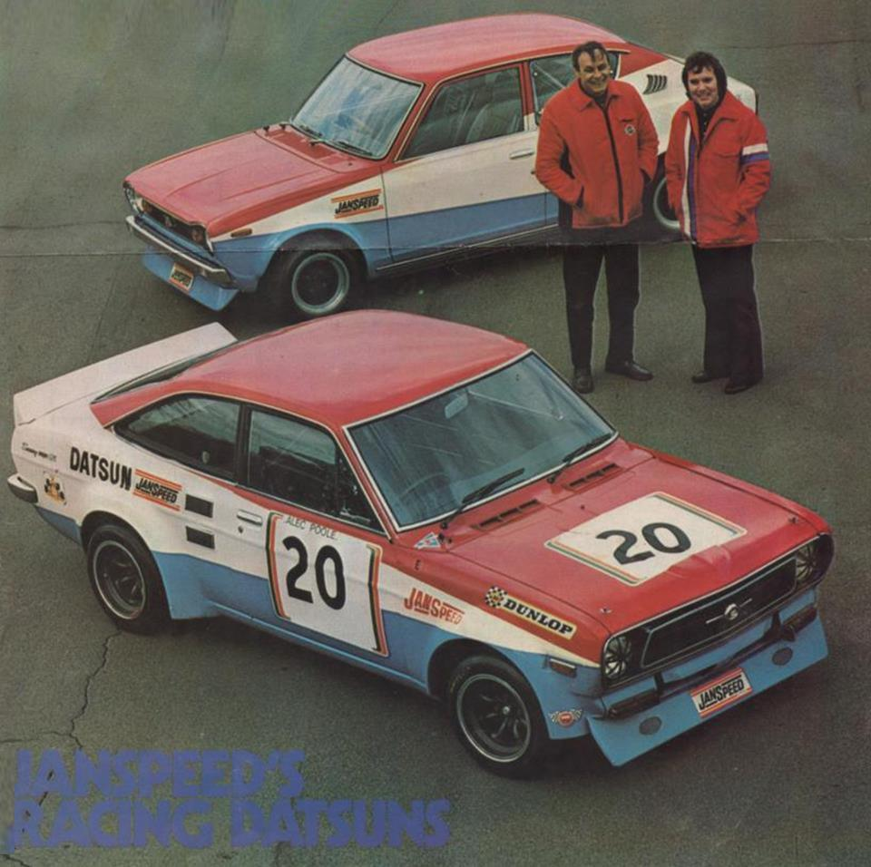 Tech Wiki - Janspeed : Datsun 1200 Club