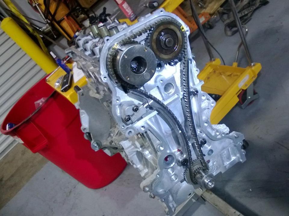 Tech Wiki - QR25DE Engine : Datsun 1200 Club