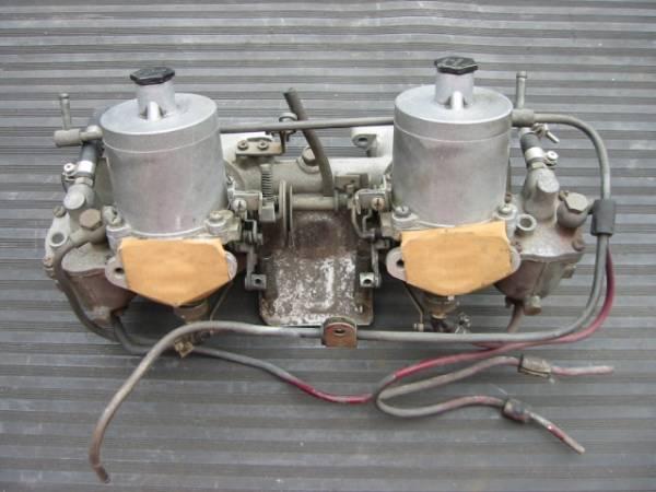 Tech Wiki - Hitachi Twin Carb : Datsun 1200 Club Datsun Wiring Diagram on