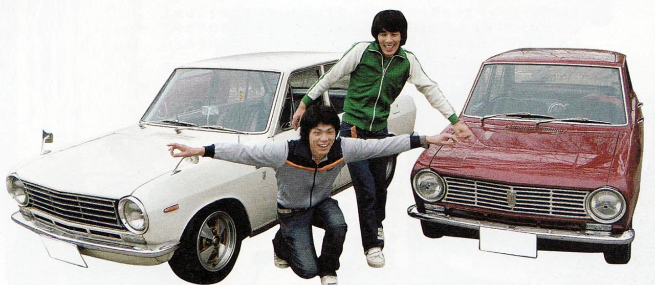 八木さんとアベさんの Sunny 1000s at Nomu