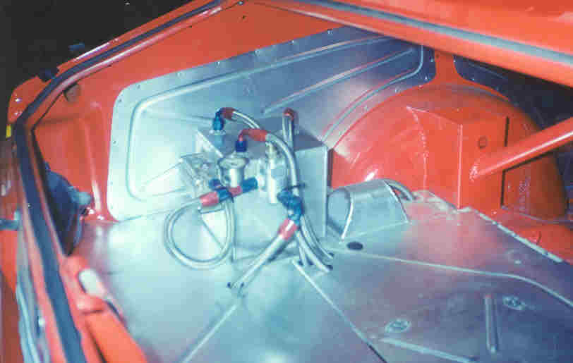 Tech Wiki - Fuel Injection : Datsun 1200 Club