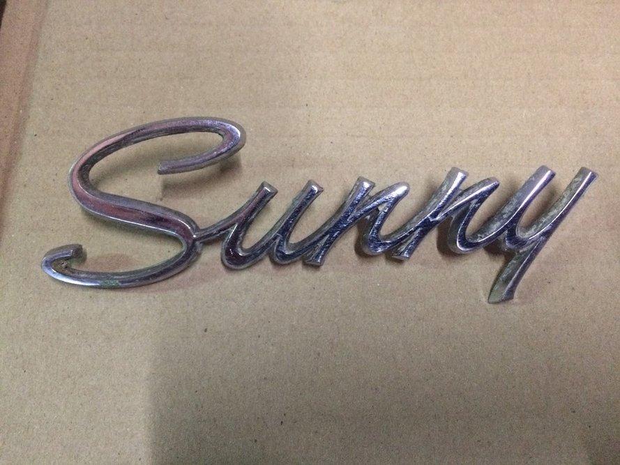 Sunny Emblem