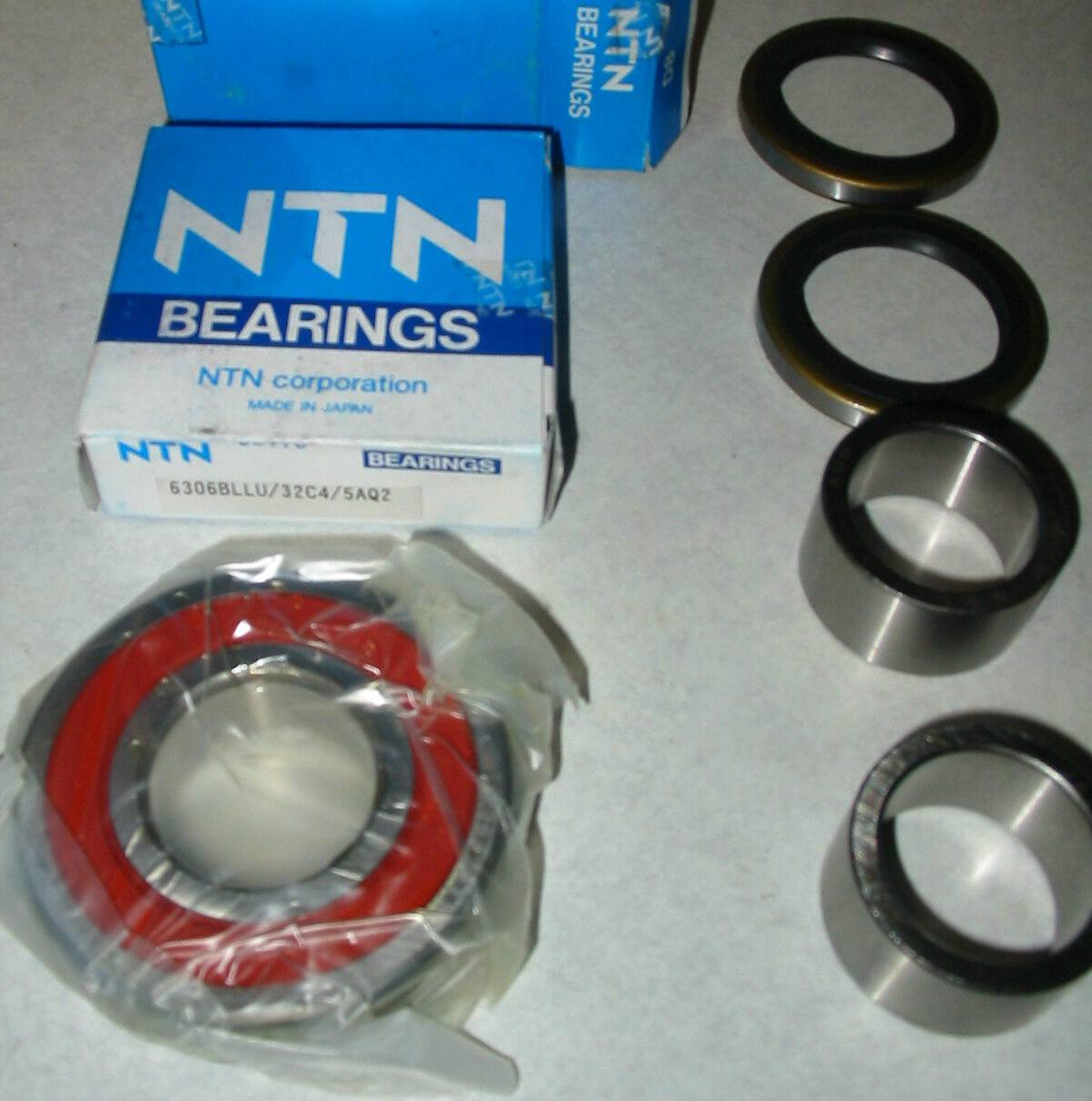 72mm axle bearing