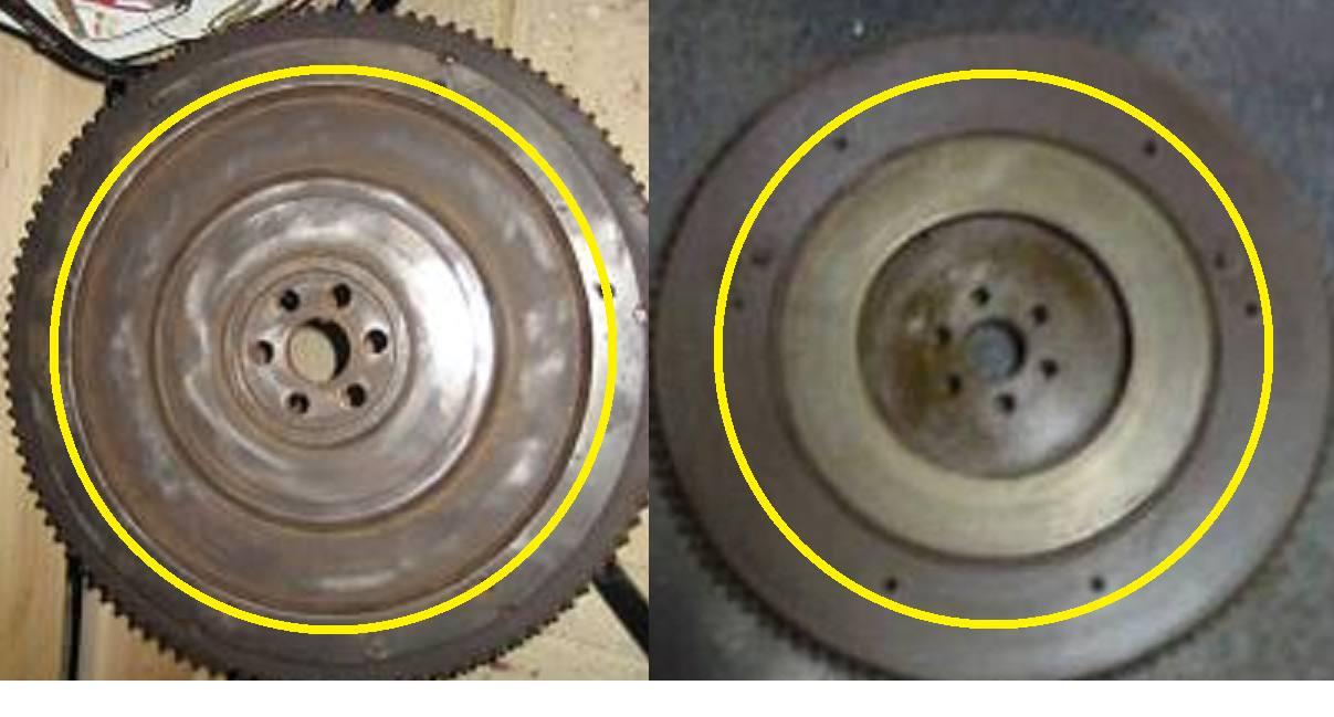 A12 vs A10 flywheels