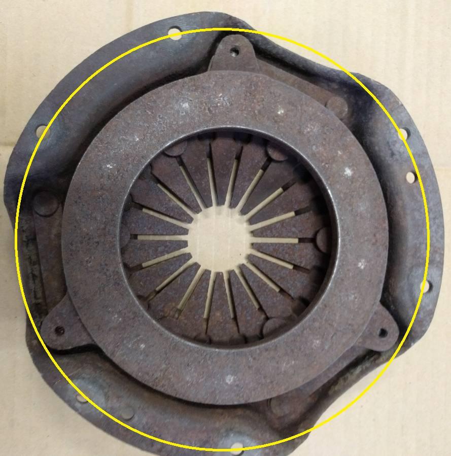 A10 clutch cover