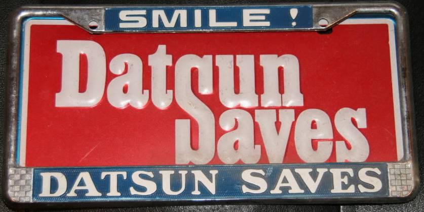 Datsun Saves Frame
