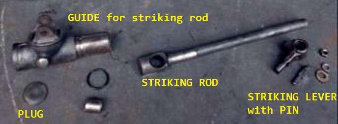 F5C56 STRIKING ROD