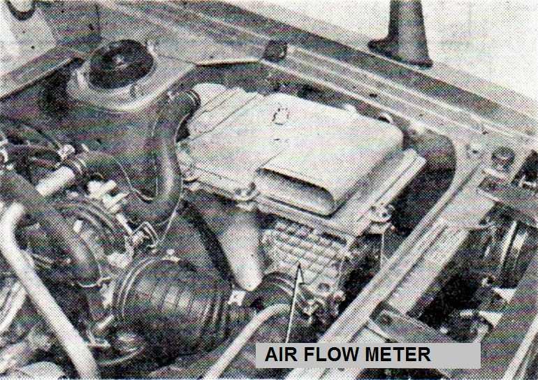 A14E: Air Flow Meter (AFM)