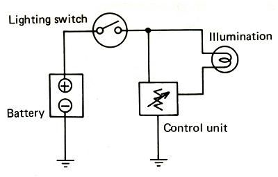 electronic dimmer wiring