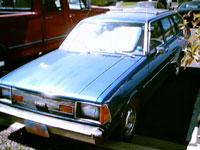 1982 Datsun 210 Wagon
