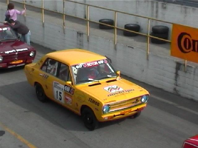 2002 Datsun 1200 Trophy in Portugal