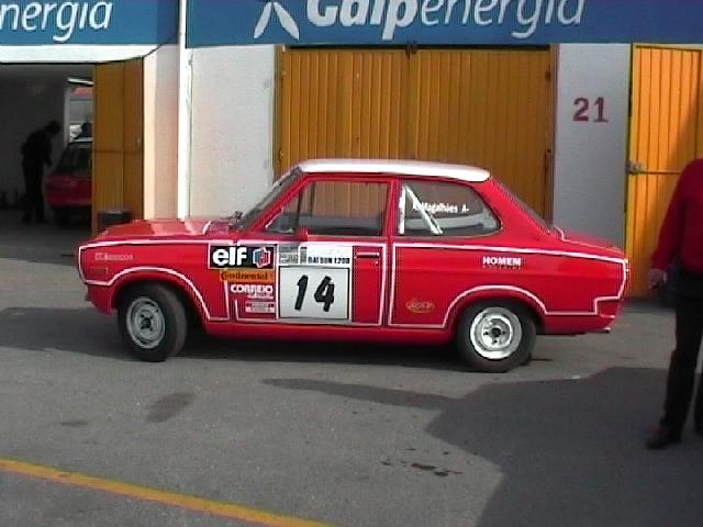 2002 Datsun 1200 Trophy in Portugal