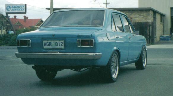 my 1200 pt4 rear