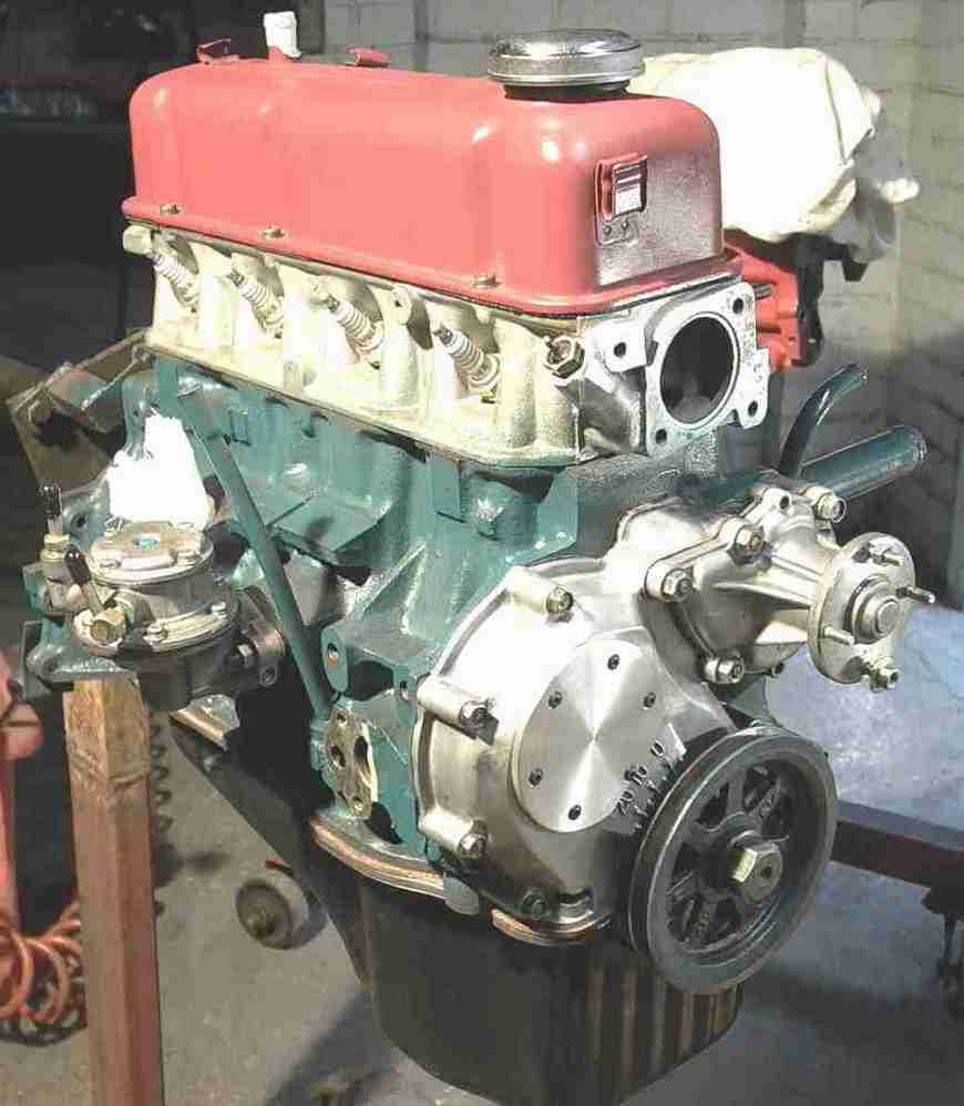 Tech Wiki - Timing Chain : Datsun 1200 Club