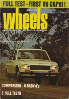 Wheels Jul 1970