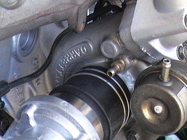 My tiny turbo
