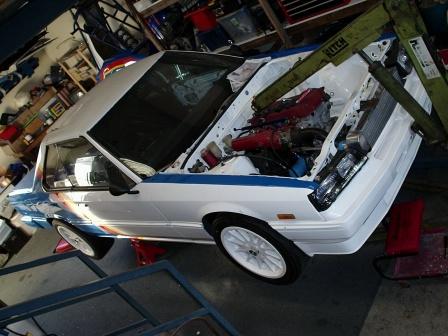 SETON`S old car