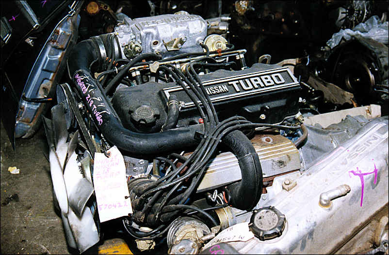 Tech Wiki - Engine Swaps : Datsun 1200 Club