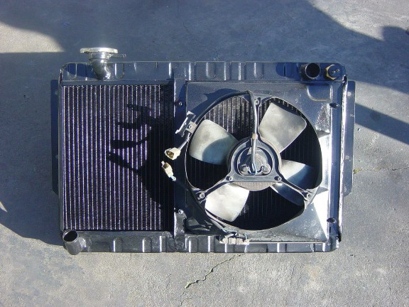 Dattodevil's Custom Radiator