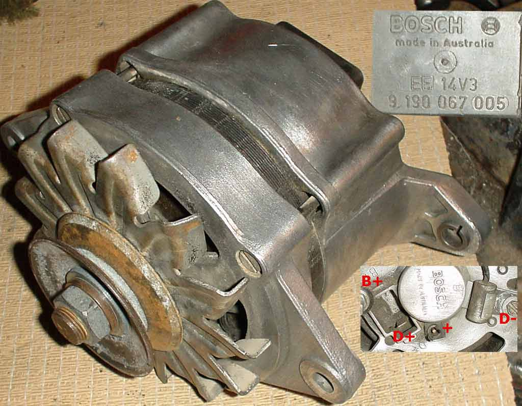 Tech wiki bosch alternator datsun club
