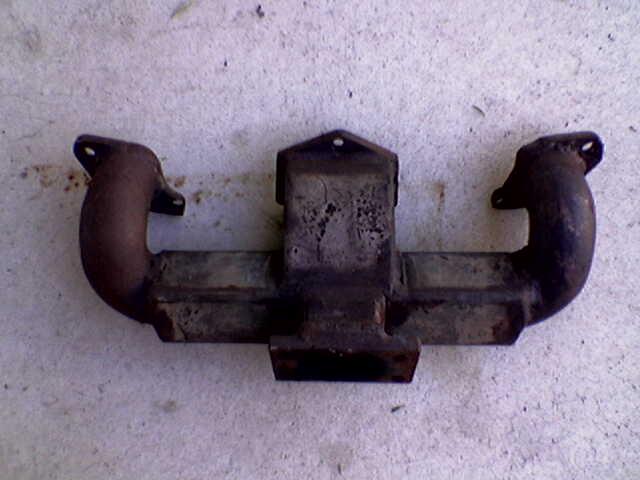 turbo manifold 4