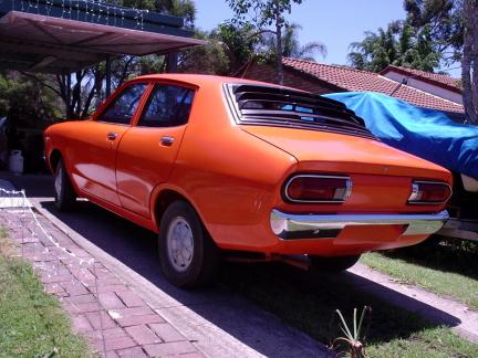 Twins B210 car #1