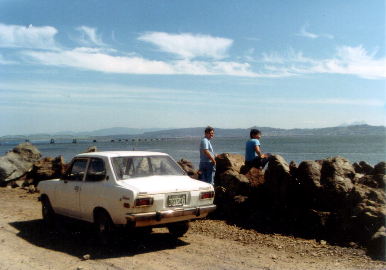 Columbia River, 1984 - 1200 2-dr Sedan