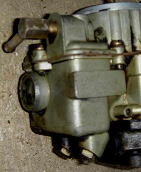 Tech Wiki - Carburetor Specifications : Datsun 1200 Club