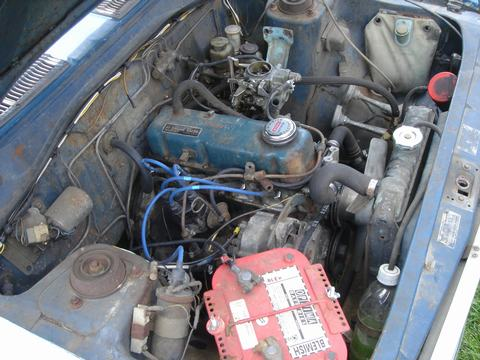 Tech Wiki - Nissan A Engine : Datsun 1200 Club